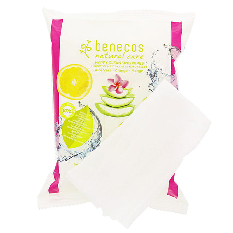 Facial Cleansing Wipes - 25 pack - Isabella Catalog