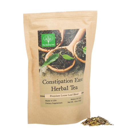 Constipation Ease Herbal Tea - Isabella Catalog