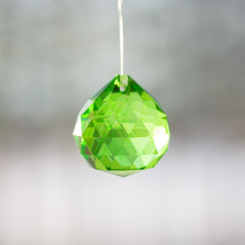 Lucky Green Crystal - Isabella Catalog