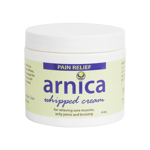 Whipped Arnica Pain Relief Cream- Isabella Catalog