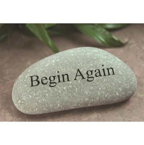 Begin Again Stone - Isabella: Gifts with Spirit
