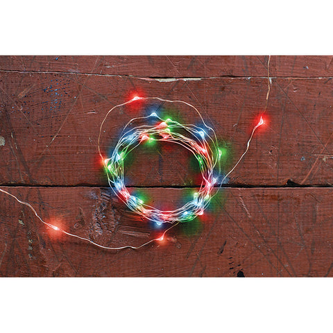 Starry String Lights-Multicolored - Isabella: Gifts with Spirit
