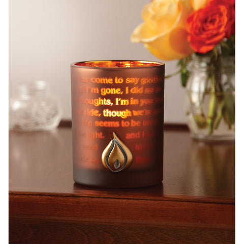 Eternal Flame Candle Holder - Isabella: Gifts with Spirit