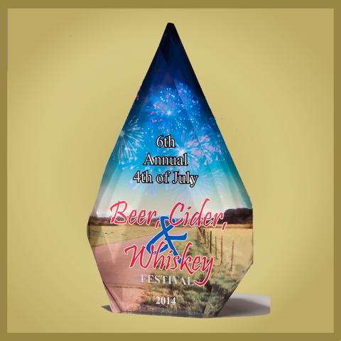 Color Image Acrylic Awards