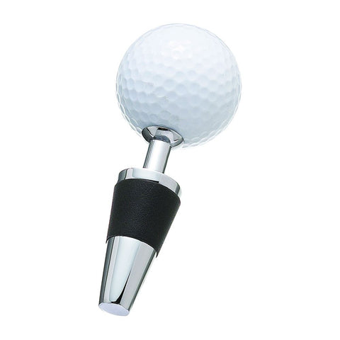 Wine Stopper Golf Ball