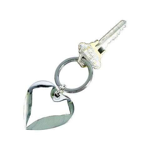 Juliet Heart Key Ring