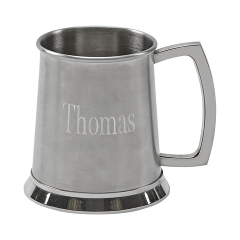 Bright Finish Tankard