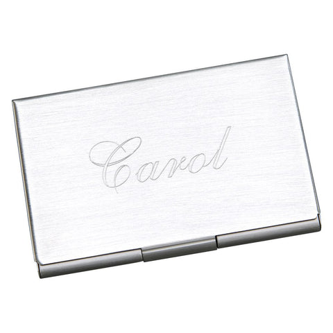 Card Case Matte Finish