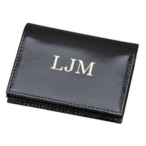 Expanding Card Case Black