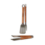 Bamboo Barbeque Set Tools