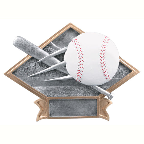 Diamond Plate Series Baseball