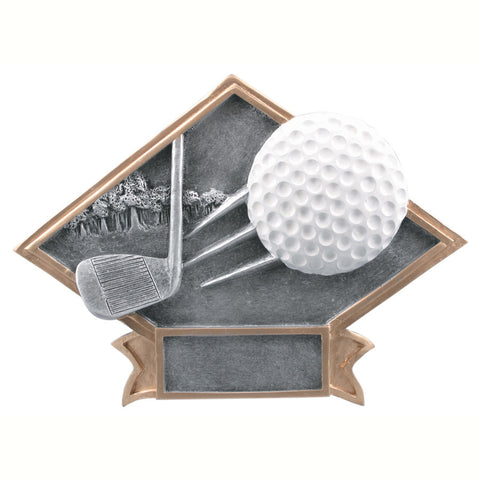 Diamond Plate Series Golf