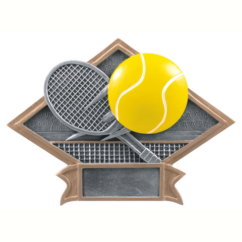 Diamond Plate Series Tennis