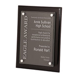Piano Finish Floating Acrylic Plaques