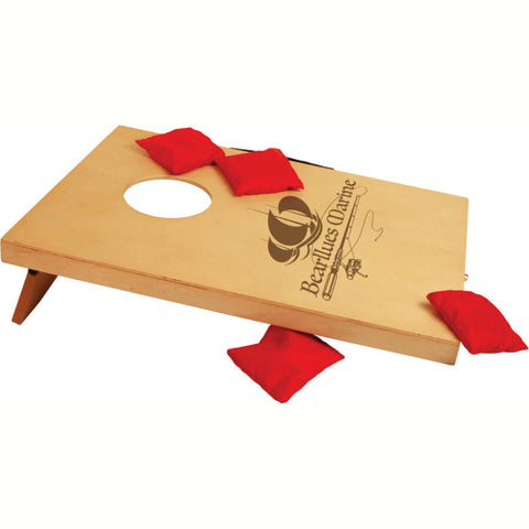 Cornhole Game Gift Set