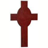 Rosewood Piano Finish Cross