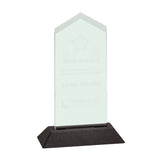 Frosted Arrow Acrylic Award