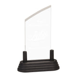 Frosted Deco Acrylic Award