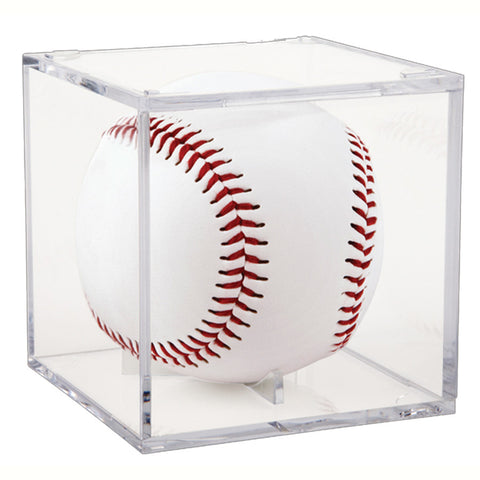 Baseball Display Case With Holder