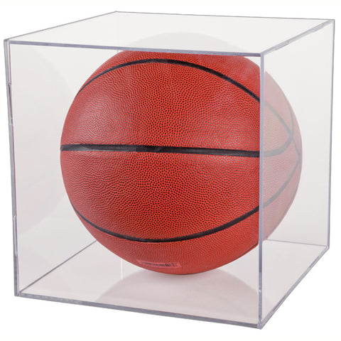 Basketball Soccer Ball Display Case