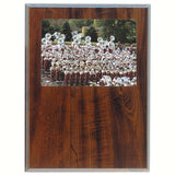 Cherry Plexiglass Picture Plaque 9x12