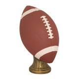 Color Football Resin Trophy - Small