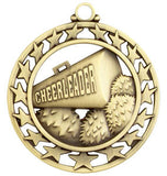 Super Star Medal Cheerleader