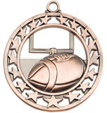 Super Star Medal Football