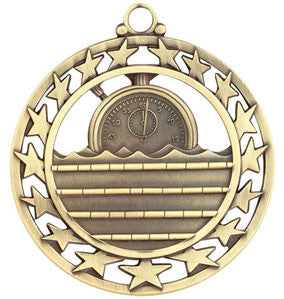Super Star Medal Swimming