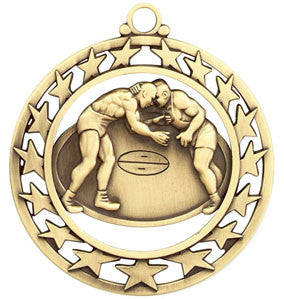 Super Star Medal Wrestling