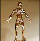 Wrestling Series Base Trophy
