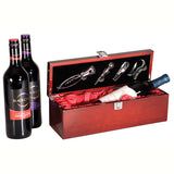 Wine Set Rosewood Box Set