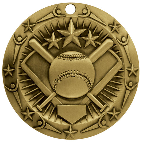 World Class Medallion Softball