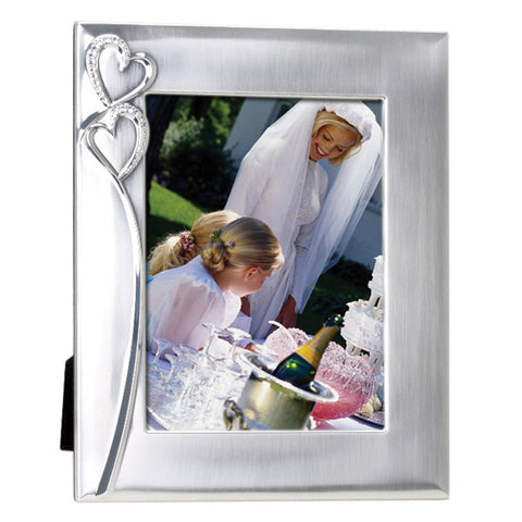 The Two Hearts Photo Frame - 8x10