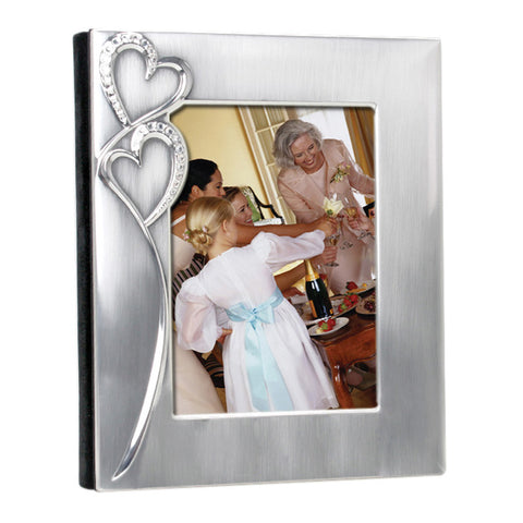The Two Hearts Frame Photo Album