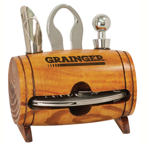 Wine Barrel Tool Set 4 Piece