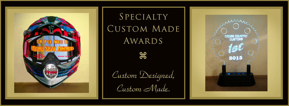 Specialty Custom Made Awards