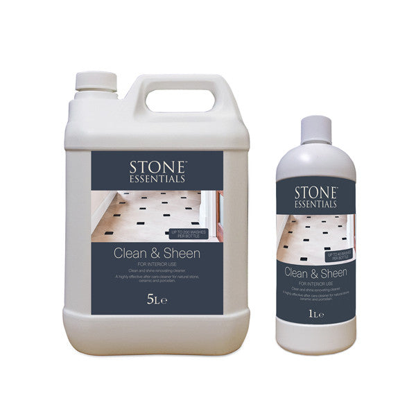 Stone Essentials Clean & Sheen