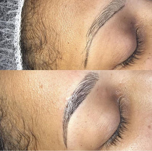 1 ON 1 Microblading Meets Shading Customized Training Course Starts At $4500 (Deposit $500)