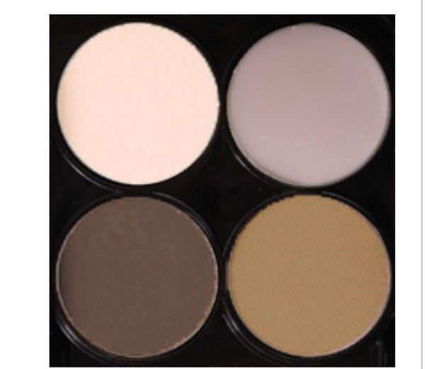 THE LIGHT BROWN GLAM BROW POWDER