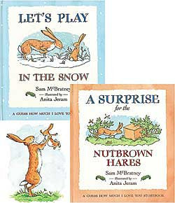 Nutbrown Hare Collection 2 - Chinaberry Books, Toys & Treasures