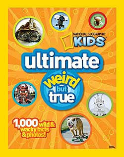Ultimate Weird But True - Chinaberry Books, Toys & Treasures