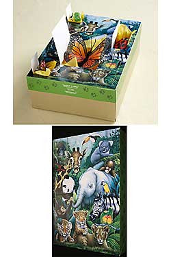 Secret Treasures Gift Box-Animal Babies - Chinaberry Books, Toys & Treasures