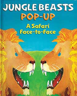 Jungle Beasts Pop-Up - Chinaberry Books, Toys & Treasures