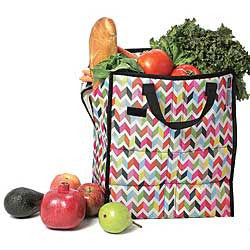 Freezable Grocery Bag - Chinaberry Books, Toys & Treasures