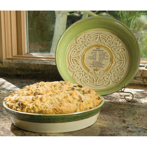 Irish Soda Bread Baking Dish - Chinaberry Books, Toys & Treasures - 2