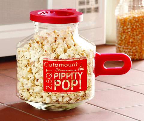 Microwave Popcorn Popper- Chinaberry