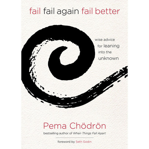 Fail, Fail Again, Fail Better - Chinaberry Books, Toys & Treasures