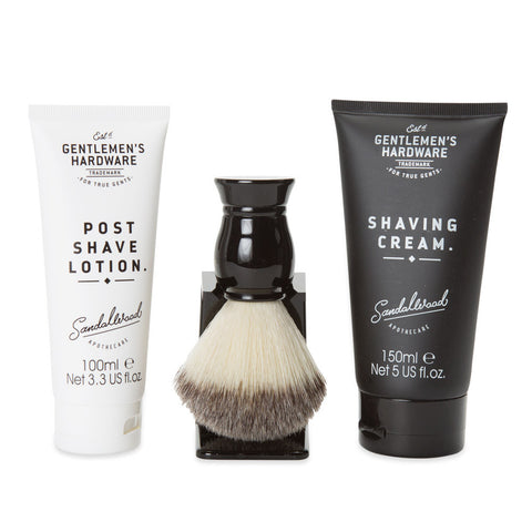 Superior Grooming Shaving Kit - Chinaberry