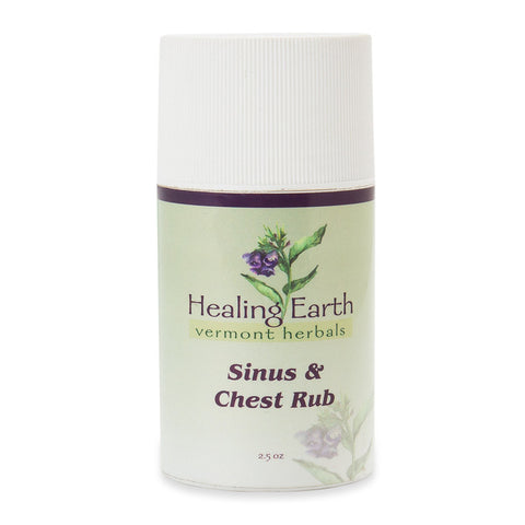 Sinus and Chest Rub- 2.5 oz Stick